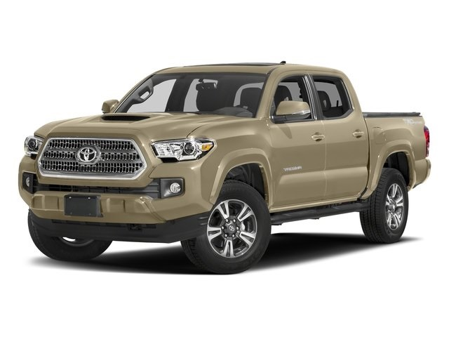 2020 Toyota Tacoma TRD Sport front