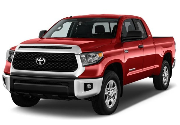 2021 Toyota Tundra Diesel Front