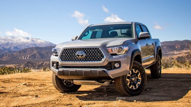 2021 Toyota Tacoma redesign