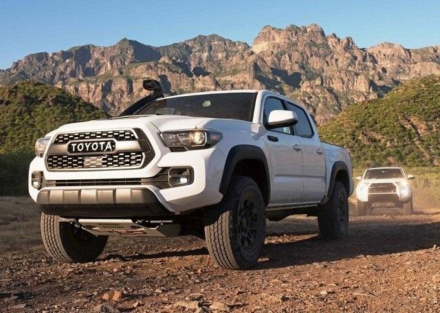 2021 Toyota Tacoma Hybrid rumors