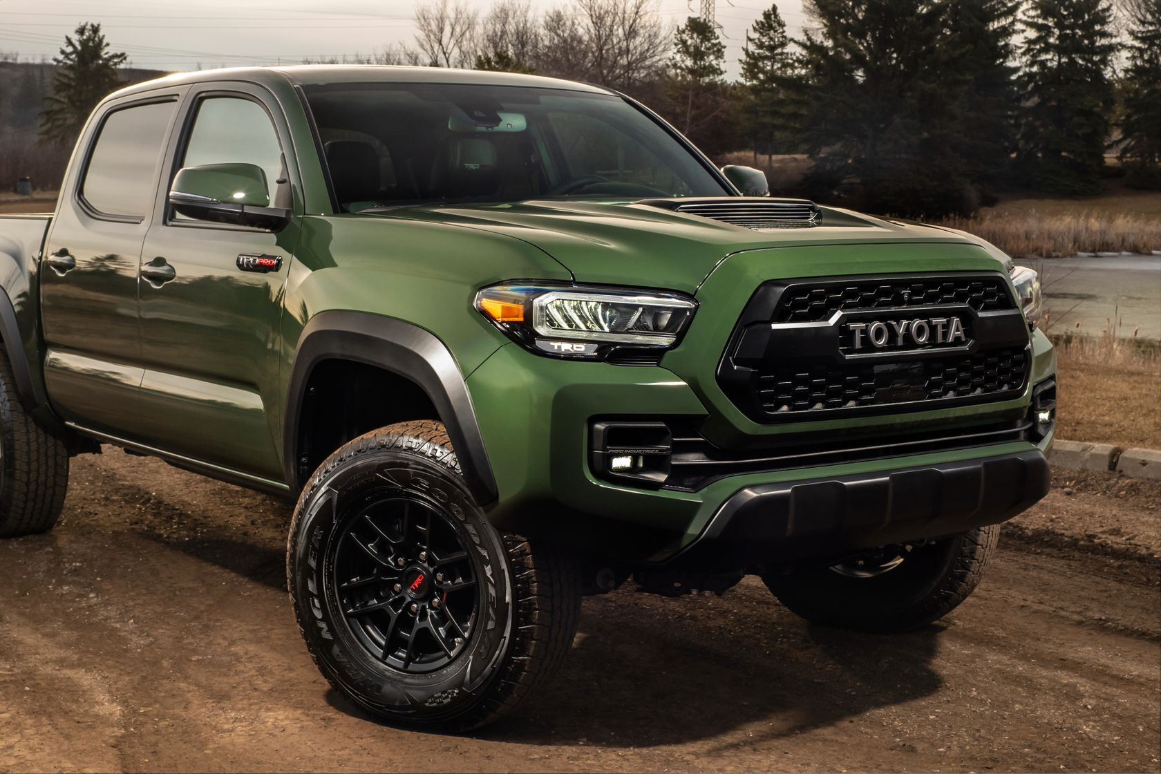 2021 Toyota Tacoma Diesel Performance and New Engine