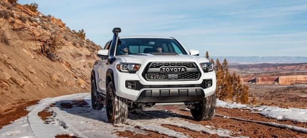 2021 Toyota Tacoma redesign specs