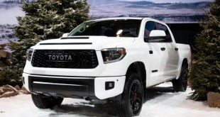 2021 Toyota Tundra TRD Pro Redesign