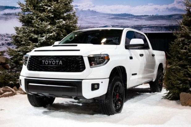 2021 Toyota Tundra TRD Pro Redesign