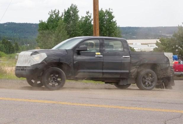 2021 Toyota Tundra changes