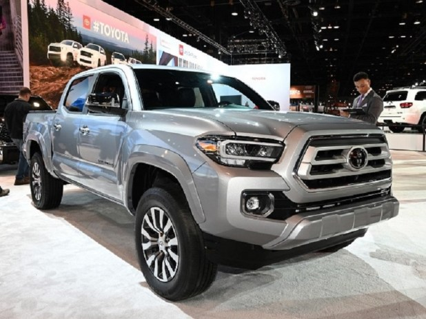 2022 Toyota Tacoma rumors hybrid