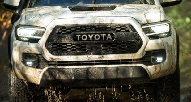 2022 Toyota Tacoma Hybrid grille