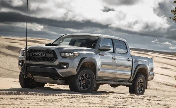 2022 Toyota Tacoma Diesel rumors