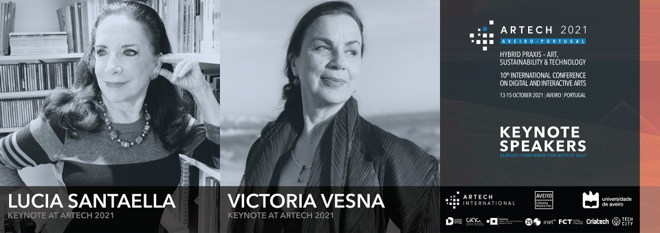 Keynote Speakers at ARTECH 2021