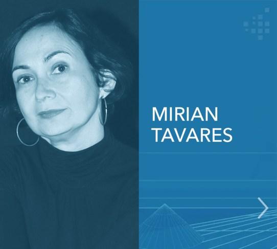 Mirian Tavares – Special Guest at ARTECH 2021