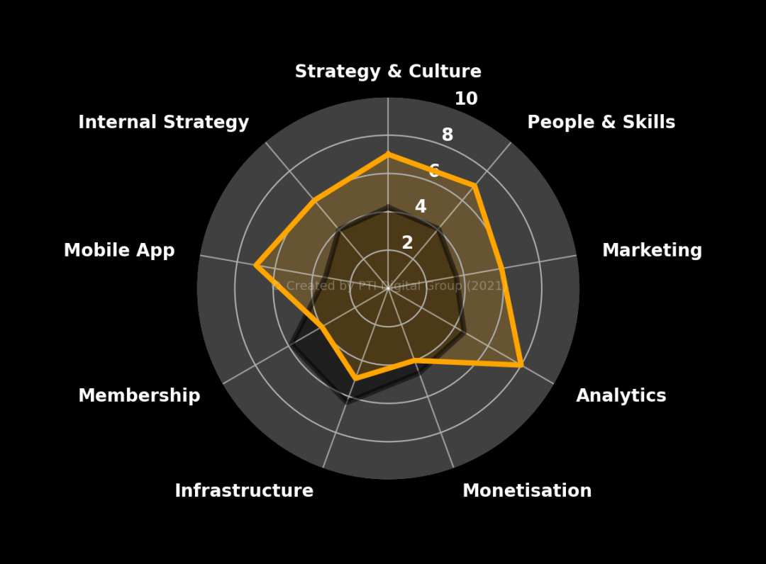 Digital Maturity Mapping