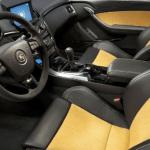 2021 Cadillac CTS Interior