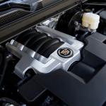 2021 Cadillac Escalade ESV Engine