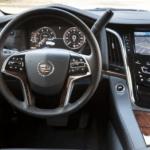 2021 Cadillac DTS Interior