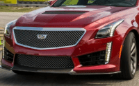 2021 Cadillac STS Exterior