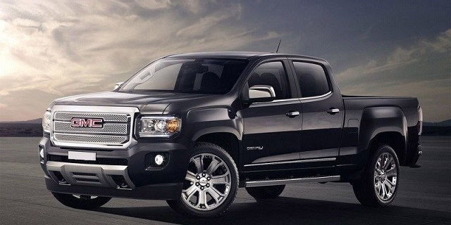 2019 GMC Canyon Denali Diesel Specs, Interior, Price ...