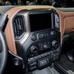 2020 GMC Sierra Denali 3500HD Interior