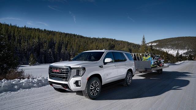 2022 GMC Yukon Featured