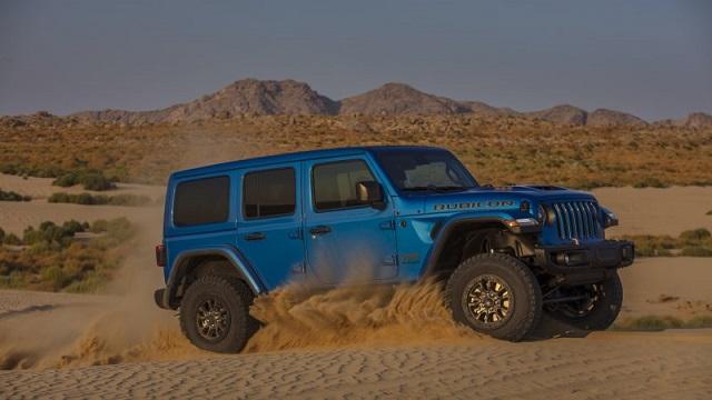 2022 Jeep Wrangler Rubicon 392