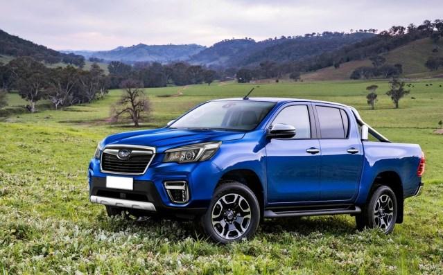 2022 Subaru Baja Pickup Truck Price