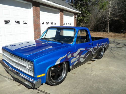 Sell New 1982 Chevrolet Silverado Custom Truck In