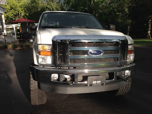 Buy Used 2008 Ford F-250 Super Duty Lariat Crew Cab 6.4L