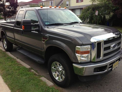 Find Used 2008 Ford F-250 Super Duty XLT Extended Cab