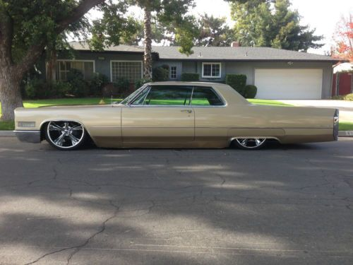 Find Used 1966 Cadillac Coupe DeVille Bagged Lead Sled
