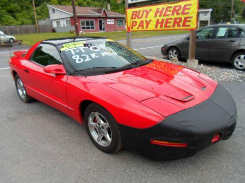 Purchase Used 1996 Pontiac Firebird Formula Convertible 2