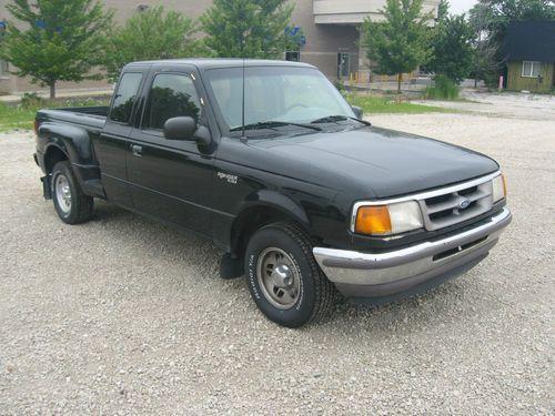 Ford Stepside 93 Ranger