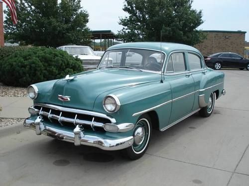 1954 Chevy Chopped Four Door