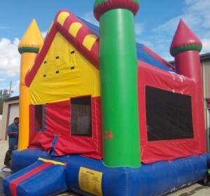 12Candyland Bounce House