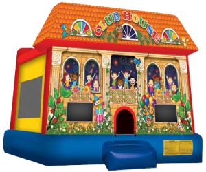 11Clubhouse Bounce House