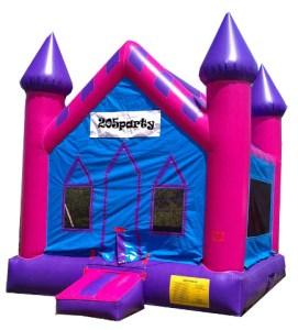 9Princess Castle Bounce House