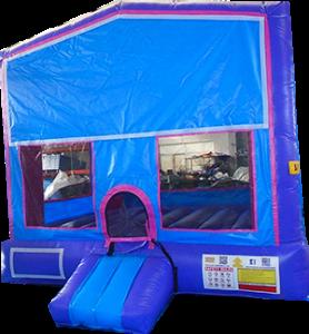 10Blue Play house Bounce House