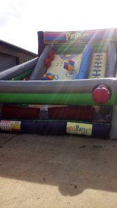 5Pinball Action Dry slide