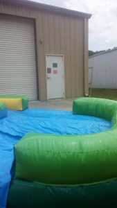 17Paradise Plunge Wet Dry slide