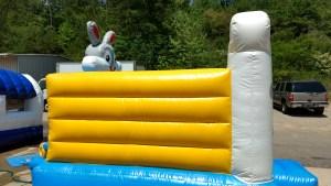 1Funny Bunny bounce house moonwalk