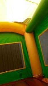 6Tropical Island bounce house combo