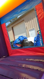 12Purple Passion bounce house