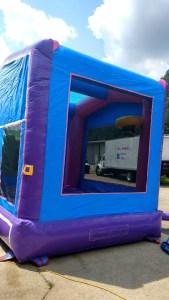 6Blue Play House Bounce House moonwalk