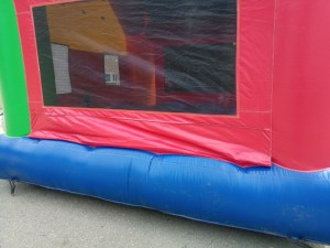 5Candyland bounce house moonwalk