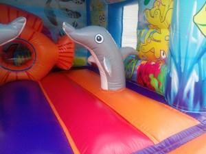 6Marino Aquarium bounce house