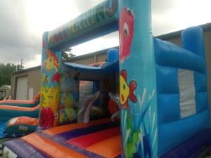 4Marino Aquarium bounce house