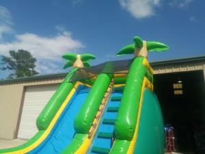 3Paradise Plunge Wet Dry slide