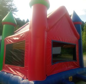 2Candyland bounce house moonwalk