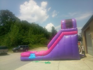 6Pretty Princess Wet Dry slide