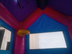 8Princess Castle bounce house moonwalk