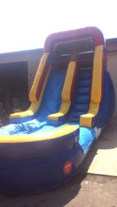 15Deep Blue Wet or Dry slide