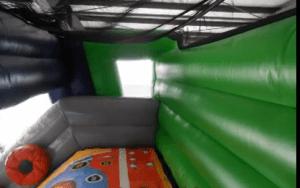 8Pinball Action Dry slide top